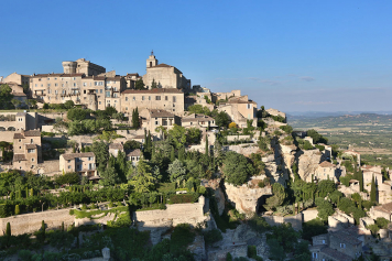 Welcome in Gordes